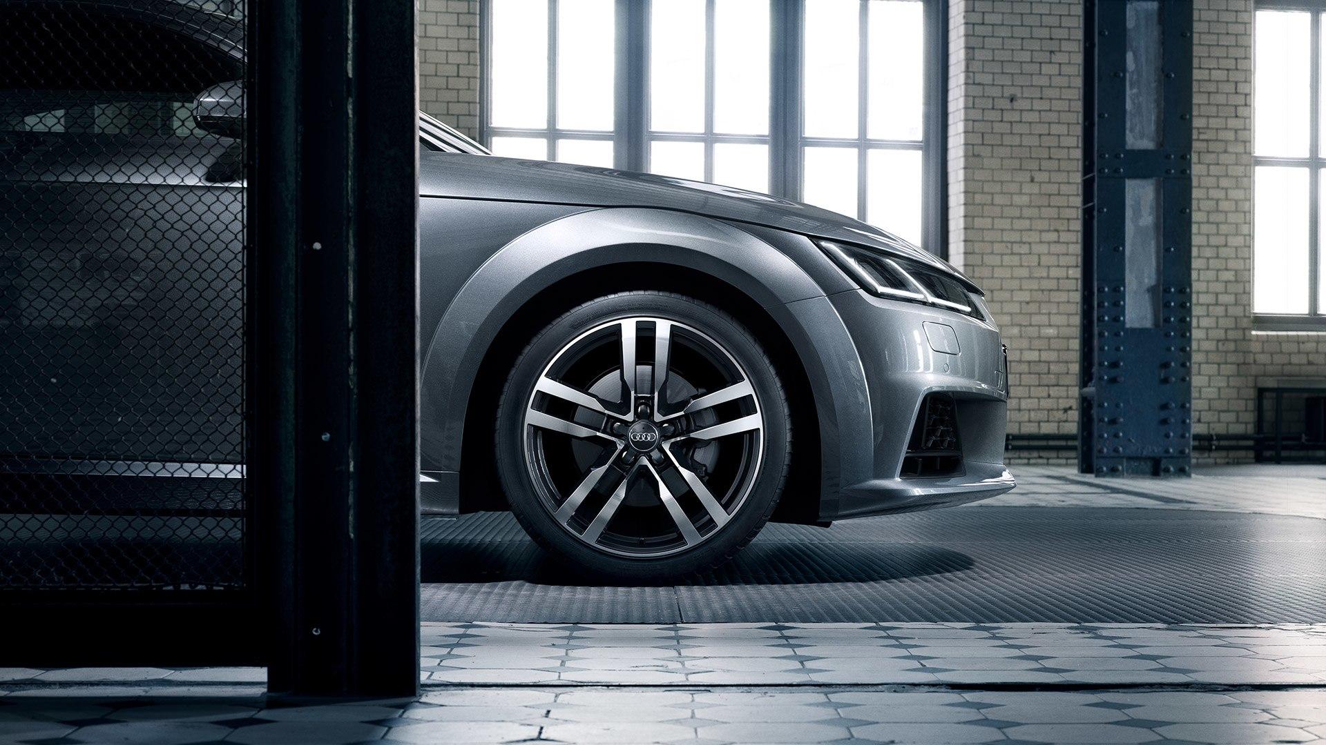 Audi TT velgen