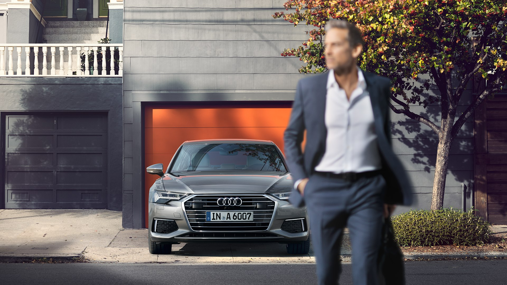 Audi A6 Front