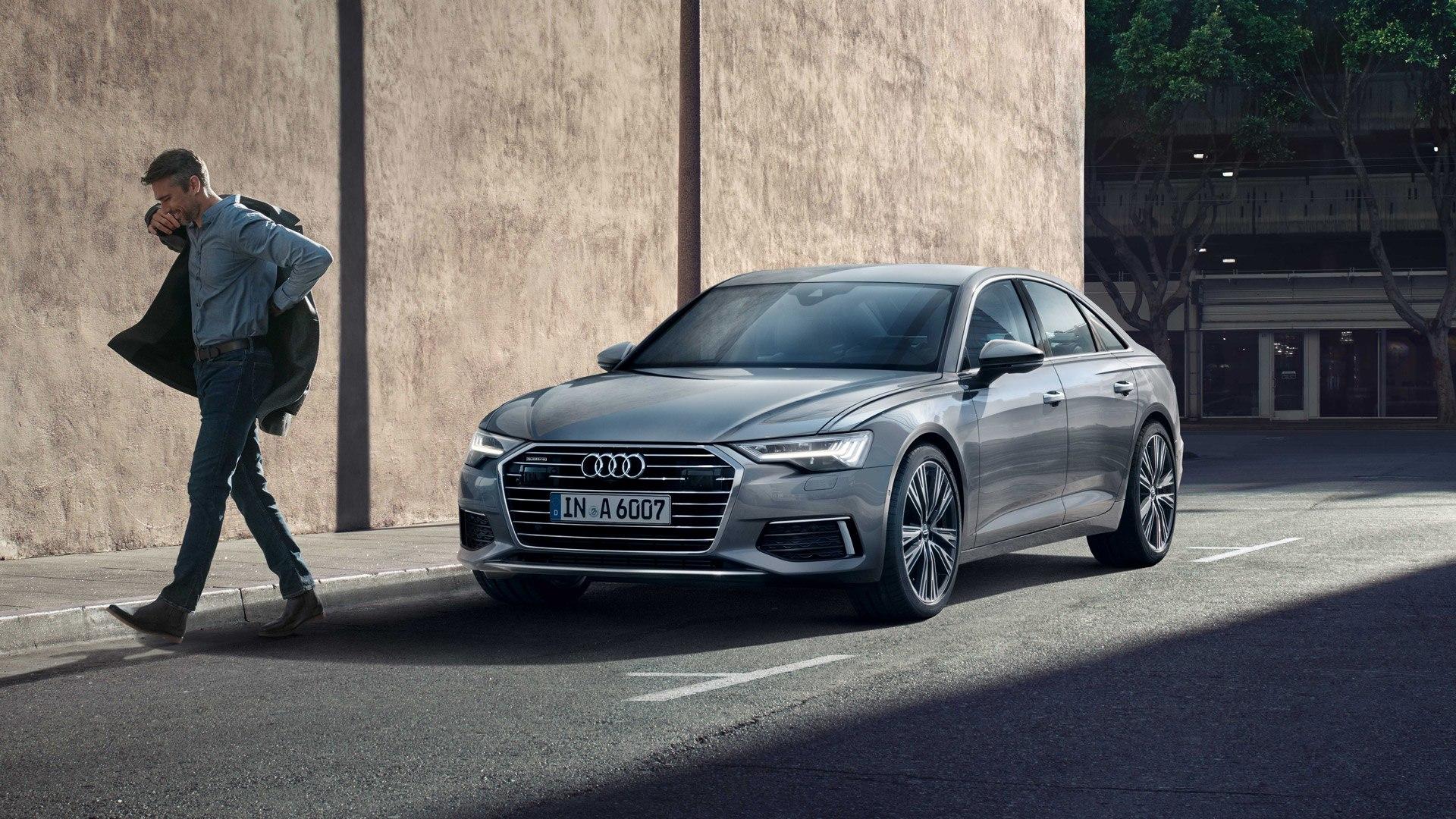 Audi A6 Diagonal