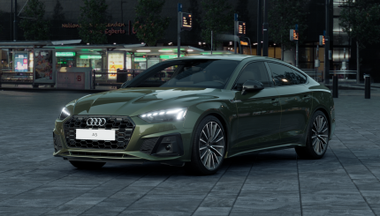 Audi A5 S edition competition