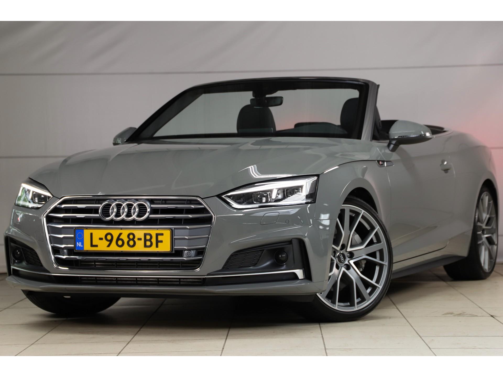 Audi - A5 Cabriolet 45 245pkTFSI Sport S Line Edition - 2019